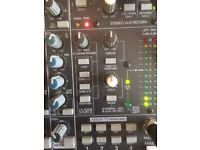 Mackie 1604-VLZ Pro 16-Channel Mic/Line Mixer with Premium XDR Mic Preamps