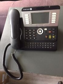 Alcatel-Lucent 4039 reception telephone