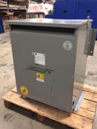 Transformer Bruce Electric 75 KVA  480 Delta 400 Y 230 input voltage
