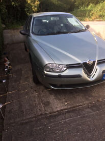 Alfa Romeo Lusso 2.4 Diesel 2001 beautiful car