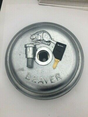 Beaver Lock Key Original Oem Part For Gumball Candy Toy Bulk Vending Machine