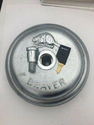 Beaver Lock Key Original Oem Part For Gumball Candy Toy Bulk Vending Machine