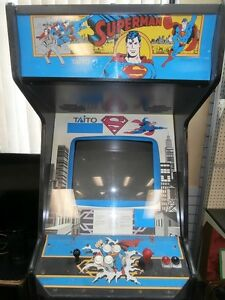 Superman Arcade Machine