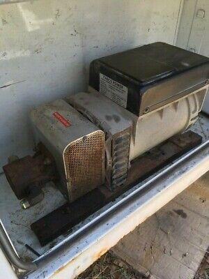 Lk Fabco Hydraulic Driven Generator 120240v 1 Phase Att Bucket Truck Lqqk