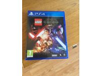 PS4 Lego Star Wars the Force Awakens Game