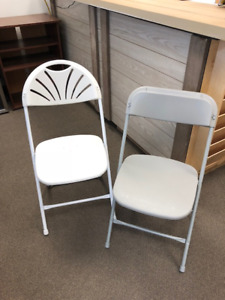 Now Renting (Great Prices)   Chairs & Tables!