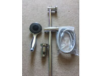*Brand New * Shower rail kit with shower
