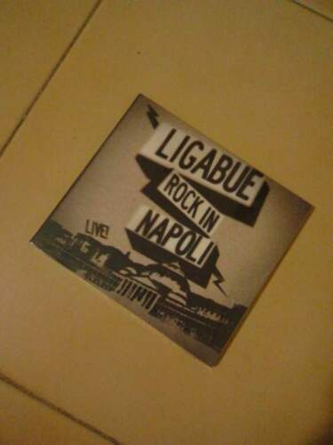 DVD Ligabue Rock in Naples Euro 15