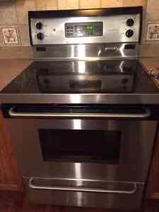 GE Profile Stainless Steal Stove- SOLD