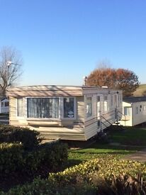 ..........Caravan for sale at combe haven holiday park in hastings.......