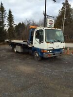 hino towing defectueux 5000$