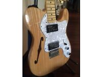 Telecaster Thinline 72 - Squier Vintage Modified Series