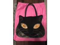 IRREGULAR CHOICE CAT TOTE