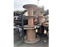 Cable Drum(s) / Large Reel / Large Wooden Bobbins