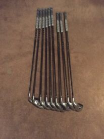 Cobra Aldila DVS-2 Golf Irons. Used.
