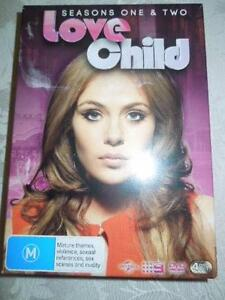 LOVE CHILD - series 1 & 2 box set  -   used only once. Merriwa Wanneroo Area Preview