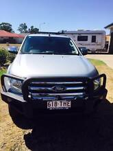 2014 Ford Ranger Dule Cab Ute 4x4 Dalby Dalby Area Preview