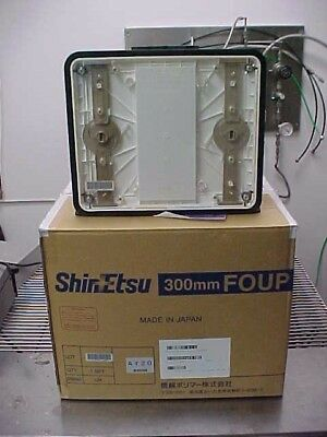 Shin-etsu Model Foup 300ex Wafer Carrier Foup 300 Mm 12 New Old Stock