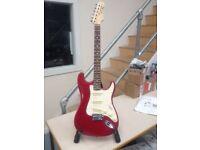 Sunn Mustang Stratocaster by FMIC (Fender)