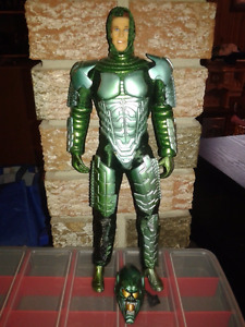 Marvel Spiderman The Movie Green Goblin Sixth Scale Figure