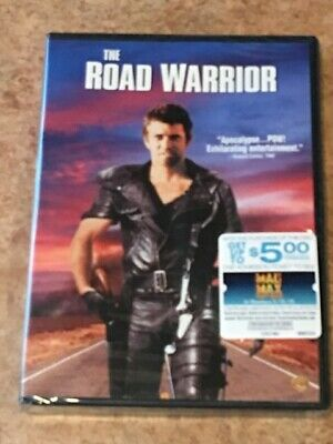 Mad Max 2: The Road Warrior (DVD, 1981) BRAND NEW / FACTORY
