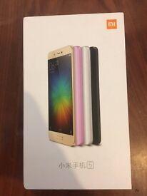 BRAND NEW - Xiaomi mi5 64GB - Unlocked - White mi 5, 64 gb mobile phone