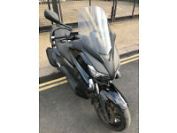 2014 Yamaha YP400-R X-MAX yp 400 r xmax in Black great condition not 250