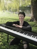 Piano & Music Lessons - all ages, levels, learning styles