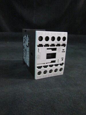 Electrical CONTACTOR, EATON MOELLER DILM12-10 230V, 50Hz, 240V, 60Hz