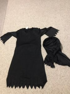 Faceless Ghost Costume