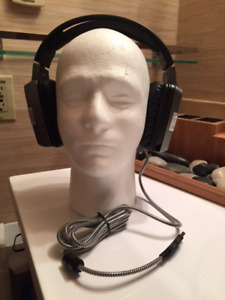 PC Gaming Headset w/ Stereo Surround Sound & Mic NEW!