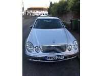 Mercedes Benz E class, E220, 2.5 Engine. Very clean inside and outside, Full service history