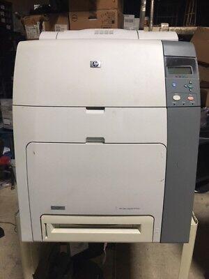 4700 Laser (HP LaserJet 4700DN Laser Printer 27454 pages )