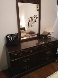 1 DRESSER SET for SALE  + 1 Chest - See Prices
