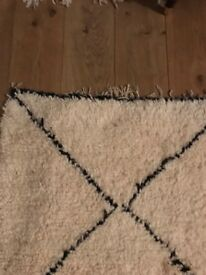 Stunning Beni Ourain Rug a must see and must purchase!