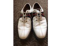 FJ Icon Golf Shoes Size 7.5