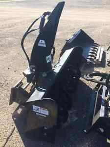 "NEW 73"" ERSKINE High Flow Skidsteer Snowblower Regina Regina Area image 7"