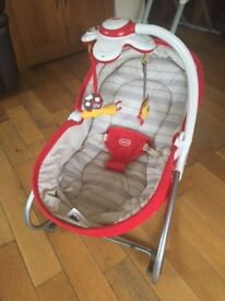 Baby Rocker Seat 3in1 Rocker-Napper