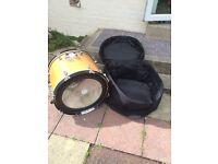 Drum kit (shell pack)
