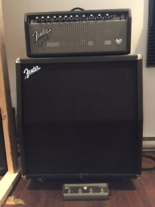 Ampli Fender Band Master Vintage + Fender FM412