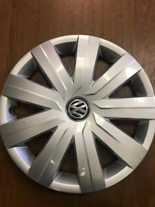 "New 15"" VW hubcaps"