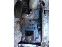 Vintage JAP Stationary Engine