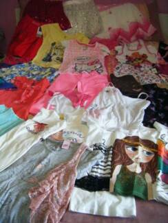 GIRLS CLOTHES-SIZE 12 SUMMER BUNDLE