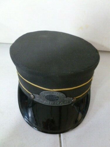 New York Central Trainman Hat Hankin Brothers