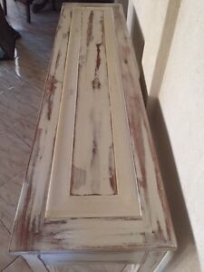 Shabby Chic Console Table Peterborough Peterborough Area image 2