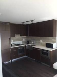 Furnished 1 bed 1 bath suite at Central Downtown Vancouver
