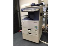 2 Year Old -Toshiba EStudio 2550c A4/A3 Colour Photocopier/Scanner for sale