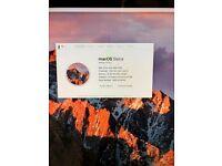 "Apple iMac 21.5"" Intel i3, HUGE 16GB RAM & 1TB HDD Latest OSX Sierra EX CONDITION ONLY £449.99"