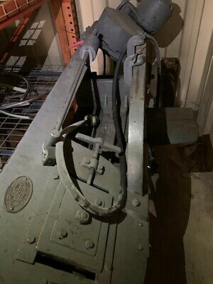 Wells Metal Band Saw