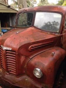 "Dodge Parrot Nose ""Hell Drivers"" Truck Mount Barker Mount Barker Area Preview"